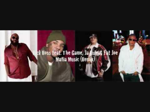 Rick Ross ft The Game, Ja Rule & Fat Joe  Mafia Music Remix 2009