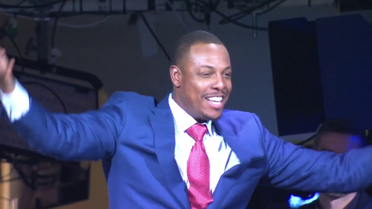 Paul Pierce honored with video tribute at TD Garden before Lakers vs. Celtics game | ESPN
