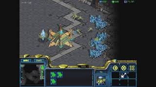 StarCraft Remastered 1v1 (FPVOD) Connor5620 [Protoss] vs uidpwd [Terran] Benzene