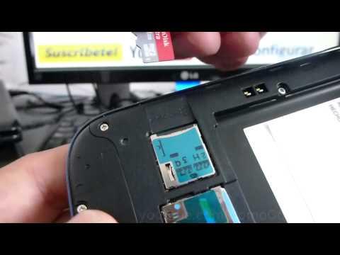 como instalar la micro SD al samsung galaxy S3 español