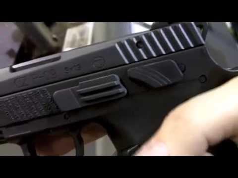 CZ P-09 Duty - SHOT Show 2013