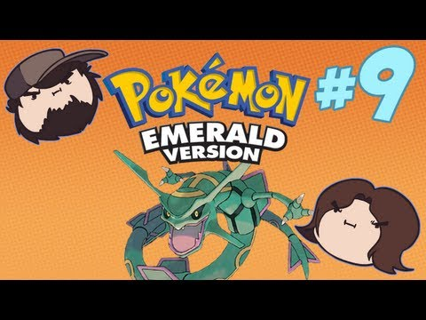Pokemon Emerald - A Little Ding Dong - PART 9 - Game Grumps