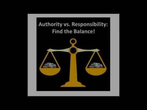 authority vs individuality