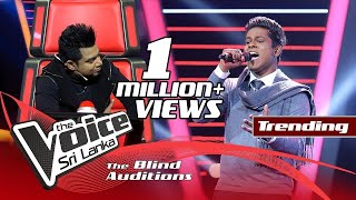 Rashmitha Abhisheka Wijeratne - Dil Se Re | Blind Auditions | The Voice Sri Lanka