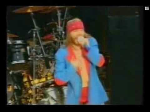 Guns N' Roses - Double Talkin Jive
