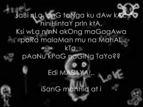 Love quotes tagalog part 1