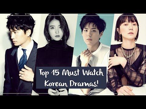 Download Top 15 Must Watch Korean Dramas! Mp4 baru