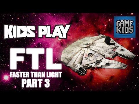 Ftl Millennium Falcon Gameplay Part 3 - Kids Play video