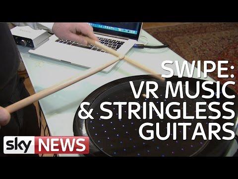 SWIPE | Virtual Instruments To Help Beginners Make Music