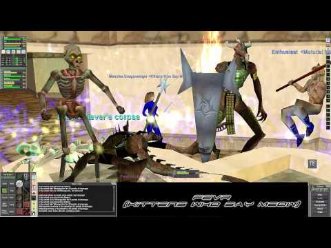 Project 1999 - Fevr - Dalir Dungeon crawl and RMT discussion