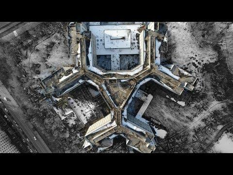 4К- Ховринская заброшенная больница