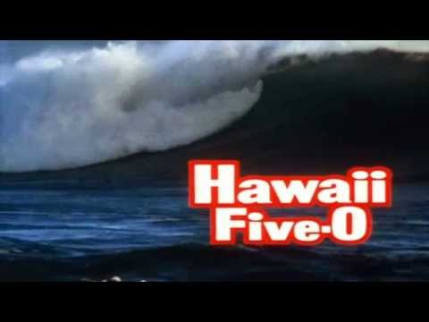 Hawaii Five O, original intro and outro.