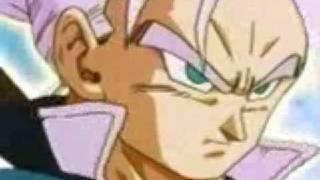 AMV DragonballZ-Trunk vs Mecha Frieza-I hate everything about you