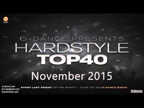 Q-dance Presents: Hardstyle Top 40 | November 2015