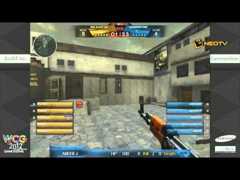 WCG 2012 CF / Group B | USA vs Philippines @ Black Widow [Rus reStream]