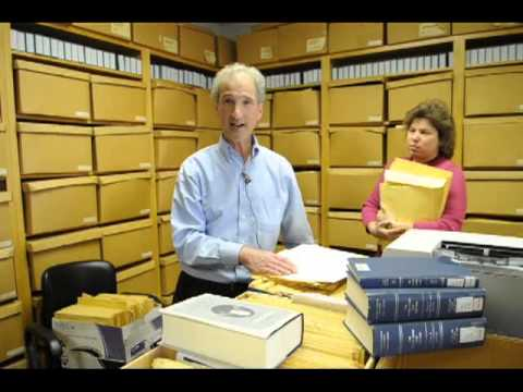 Dr. Daniel Feller discusses the papers of Andrew Jackson