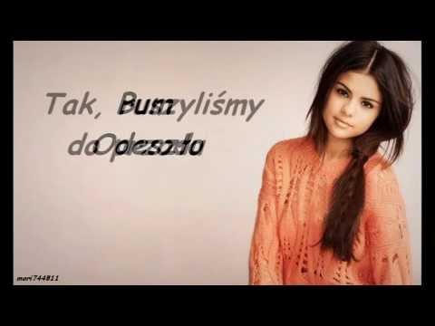Selena Gomez - Love Will Remember (tłumaczenie pl)