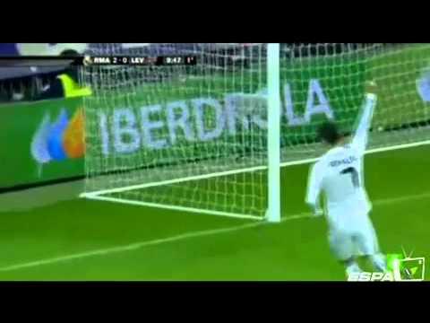 Real Madrid vs Levante 8-0 All goals Full Highlights 22-12-2010