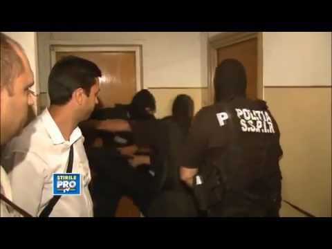 Romanian Police VS. Door | EPIC FAIL