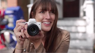 A Day With The Canon EOS M50 Mark II Mirrorless Camera