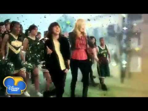 Mitchel Musso and Tiffany Thornton  Let It Go