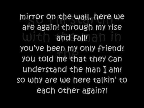 Mirror mirror lyrics