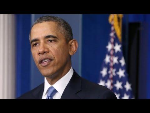 Obama imposes sanctions against Russia