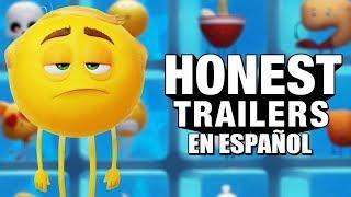 The Emoji Movie - Honest Trailers en Español