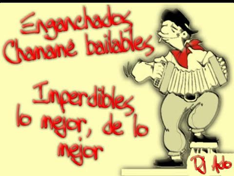 ENGANCHADOS CHAMAMÉ BAILABLE - LO MEJOR DE LO MEJOR - IMPERDIBLE