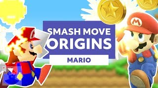Mario Super Smash Bros Moves Explained! (Mario, Luigi, Bowser, And More) | The Leaderboard