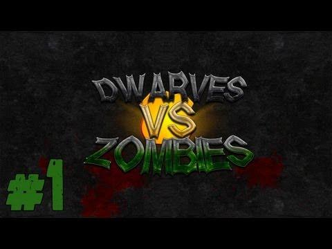 Dwarves Vs. Zombies - Episode 1 - Blacksmith