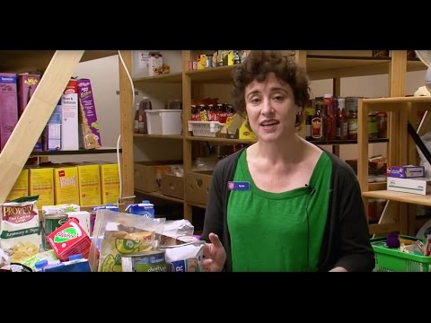 Salvation Army Food Bank Documentary