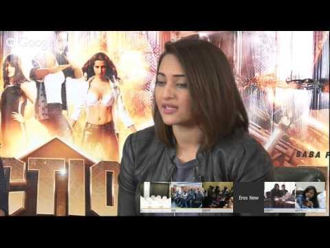 #AskAJLive | Ajay Devgan, Sonakshi Sinha | Action Jackson Releasing 5th Dec
