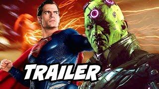 Justice League Superman Prequel Series Krypton Trailer Breakdown