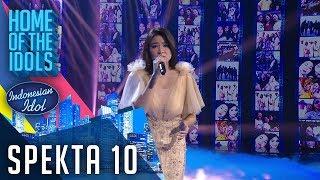 MAHALINI - HANYA RINDU Andmesh Kamaleng - SPEKTA SHOW TOP 6 - Indonesian Idol 2020
