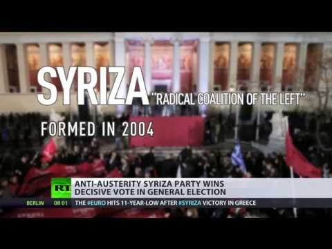 '5yrs of humiliation over' Anti-austerity Syriza to form govt in Greece