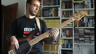 Johnny Clegg Tribute 3 Take My Heart Away Bass Playalong Solly Letwaba R I P