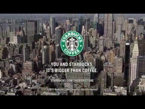 Starbucks: Make a Difference. Take The Pledge.