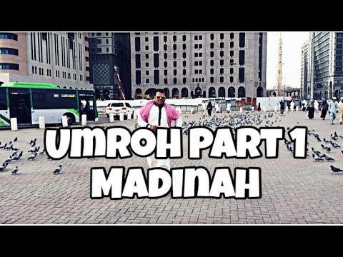 Video harris j umroh