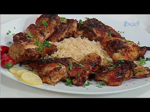 دجاج بلسميك وعسل الشيف #غفران_كيالي من برنامج #هيك_نطبخ #فوود