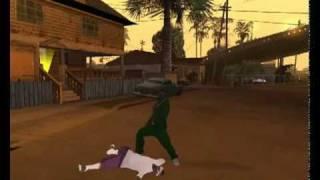 """Gta San Andreas """"Un día con CJ """" (Loquendo)"""