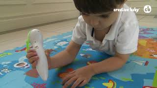 Creative Baby i-Mat, Around the World