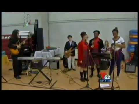 "Chester Community Charter School ""Night of the Arts"" - Noticiero Telemundo"