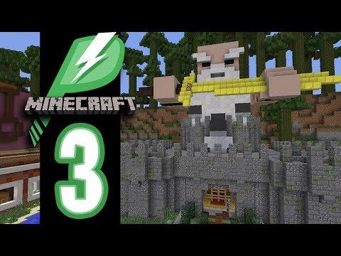 Minecraft Play Mindcrack - EP03 - Dwarves Vs Zombies