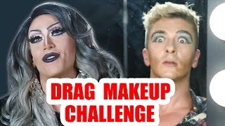 Back To Back Makeup Challenge