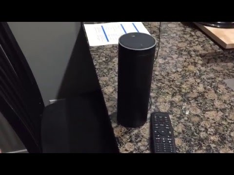 Amazon Echo + Harmony + Nest + Philips Hue + IFTTT Home Automation