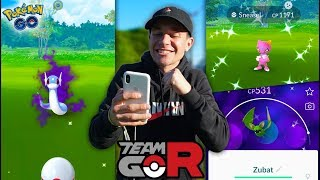 FINDING THE RAREST SHADOW POKÉMON IN POKÉMON GO + NEW SHINIES! (Team GO Rocket Update)