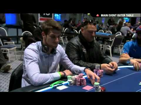 EPT11 Deauville 2015. Main Event, Day5. Online video