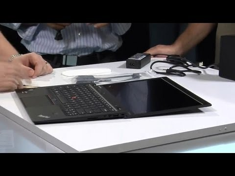 Lenovo Unboxed: ThinkPad X1 Carbon