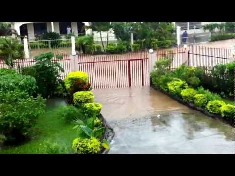 This video was taken from the first floor of my house in Nadi, Fiji at Namaka Park...... ashishchief@gmail.com.